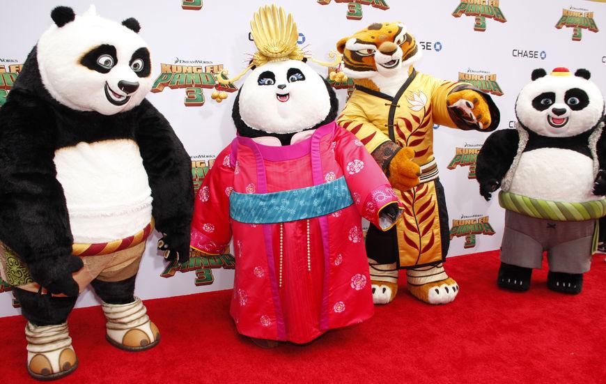 4. Kung Fu Panda3