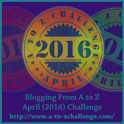 THANK YOU A to Z Blog Challenge #atozchallenge