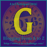 G is for GET OFF MY SOAP BOX ALREADY – A to Z Blog Challenge (G) #atozchallenge