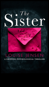 Louise Jensen The Sister