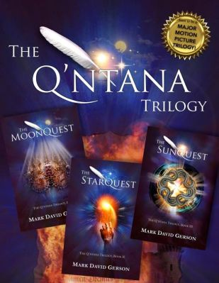 Mark David Gerson Qntana Trilogy